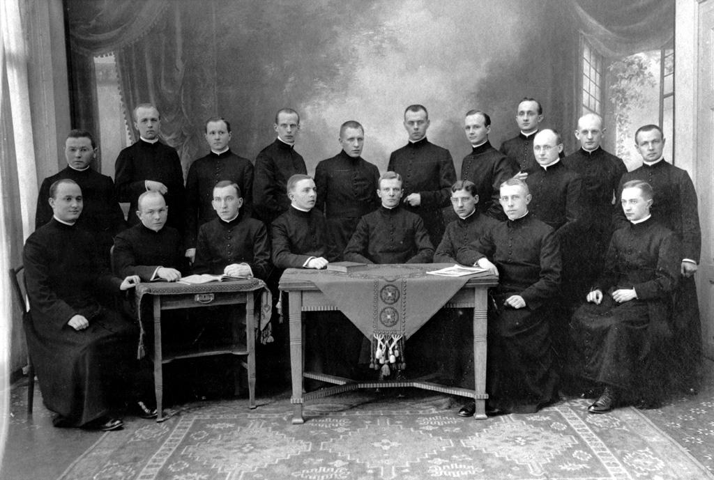 Die Weihejahrgänge von 1892 bis heute