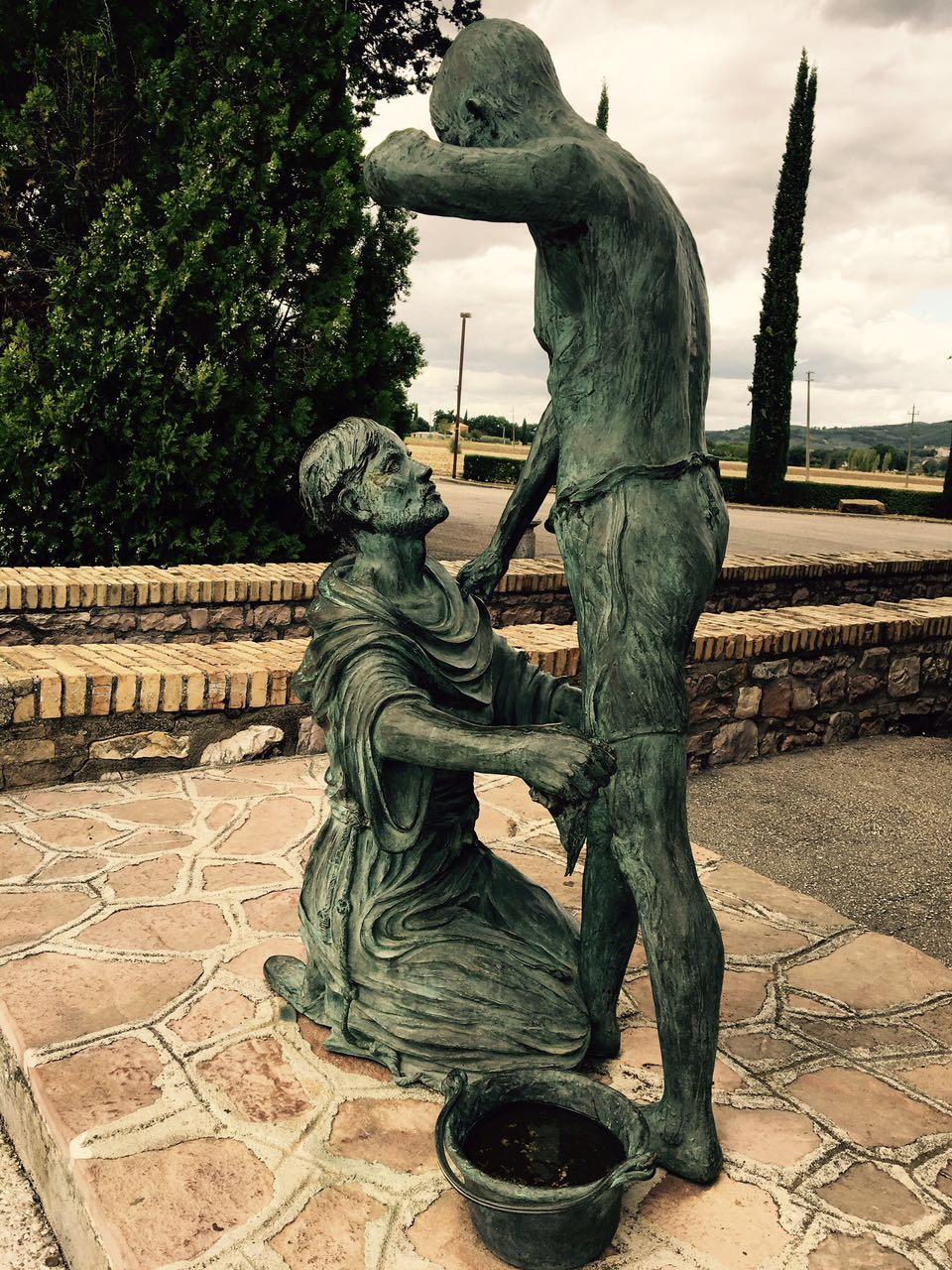Die Assisifahrt des Propädeutikums 2017/18