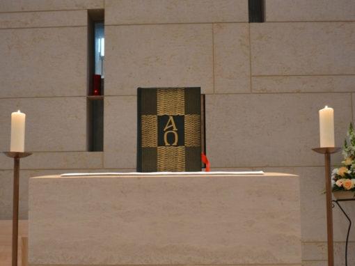 Nachfolge im Angesicht des Kreuzes