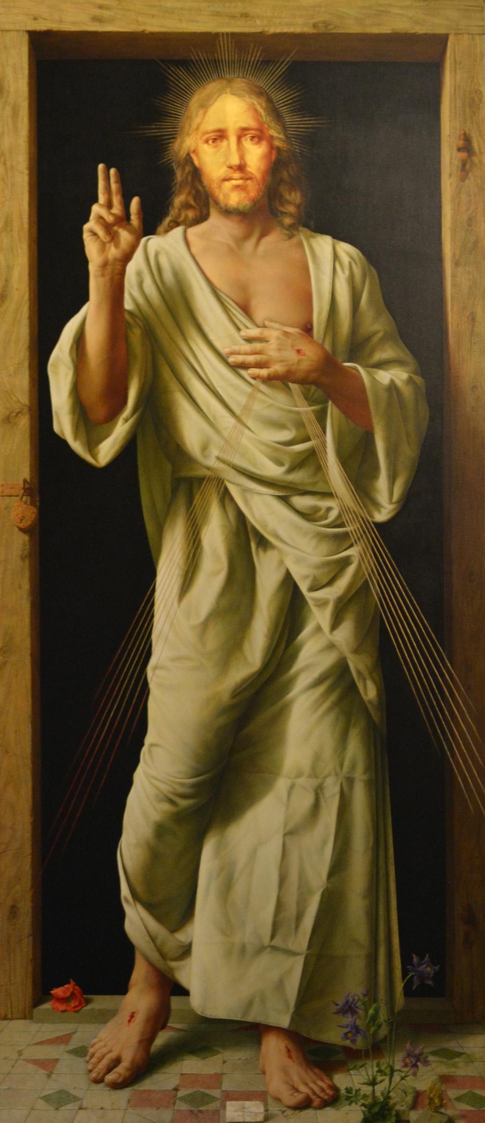 Von Maulaffen, Riemenschneider und dem Heiligen Kilian