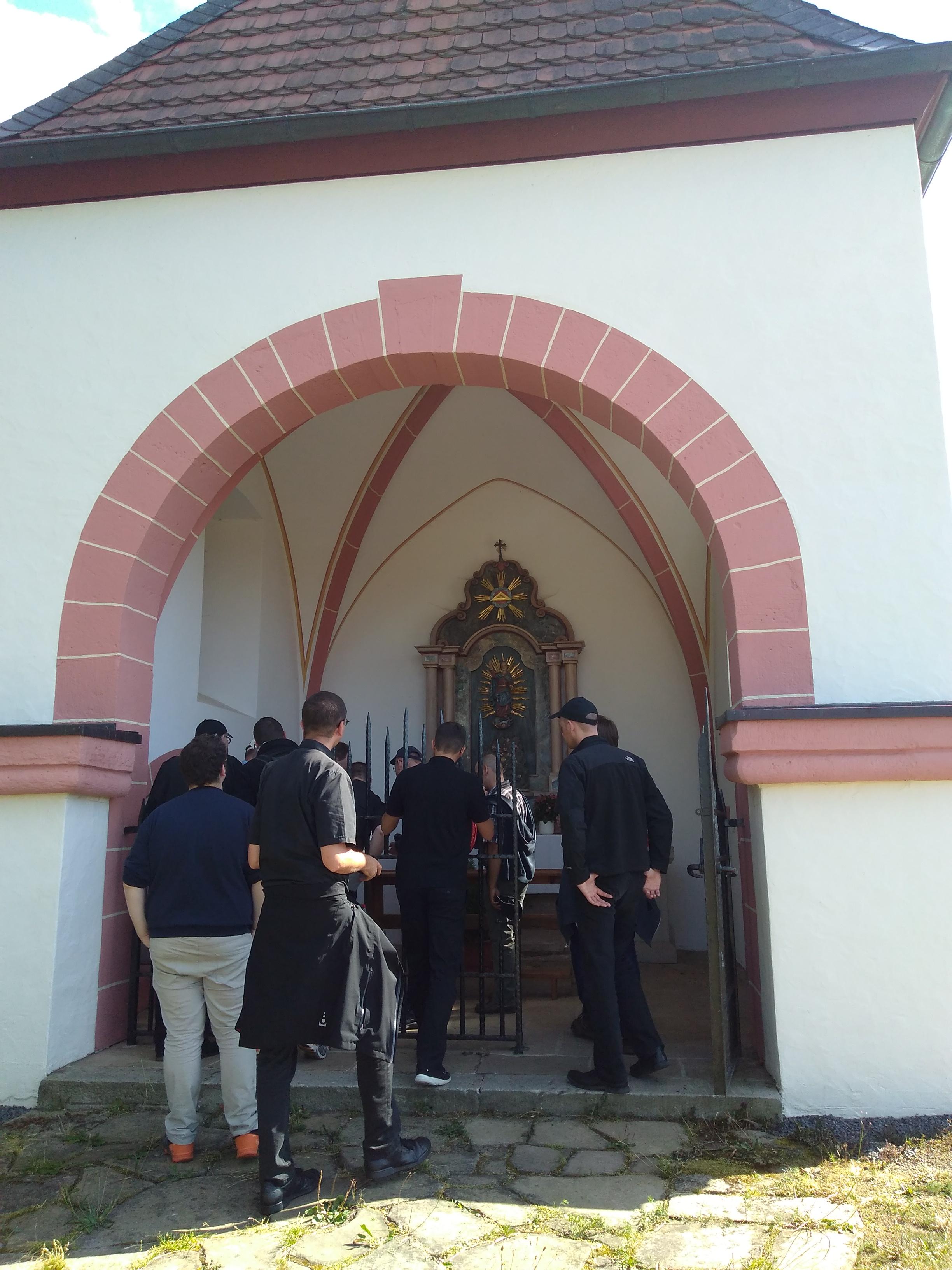 Wanderung zur Ebersburg (1)