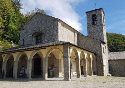 Kirche La Verna