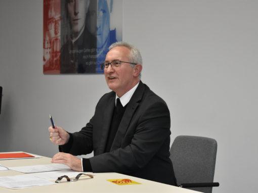Recollectio mit Weihbischof Dr. Anton Leichtfried (St. Pölten)