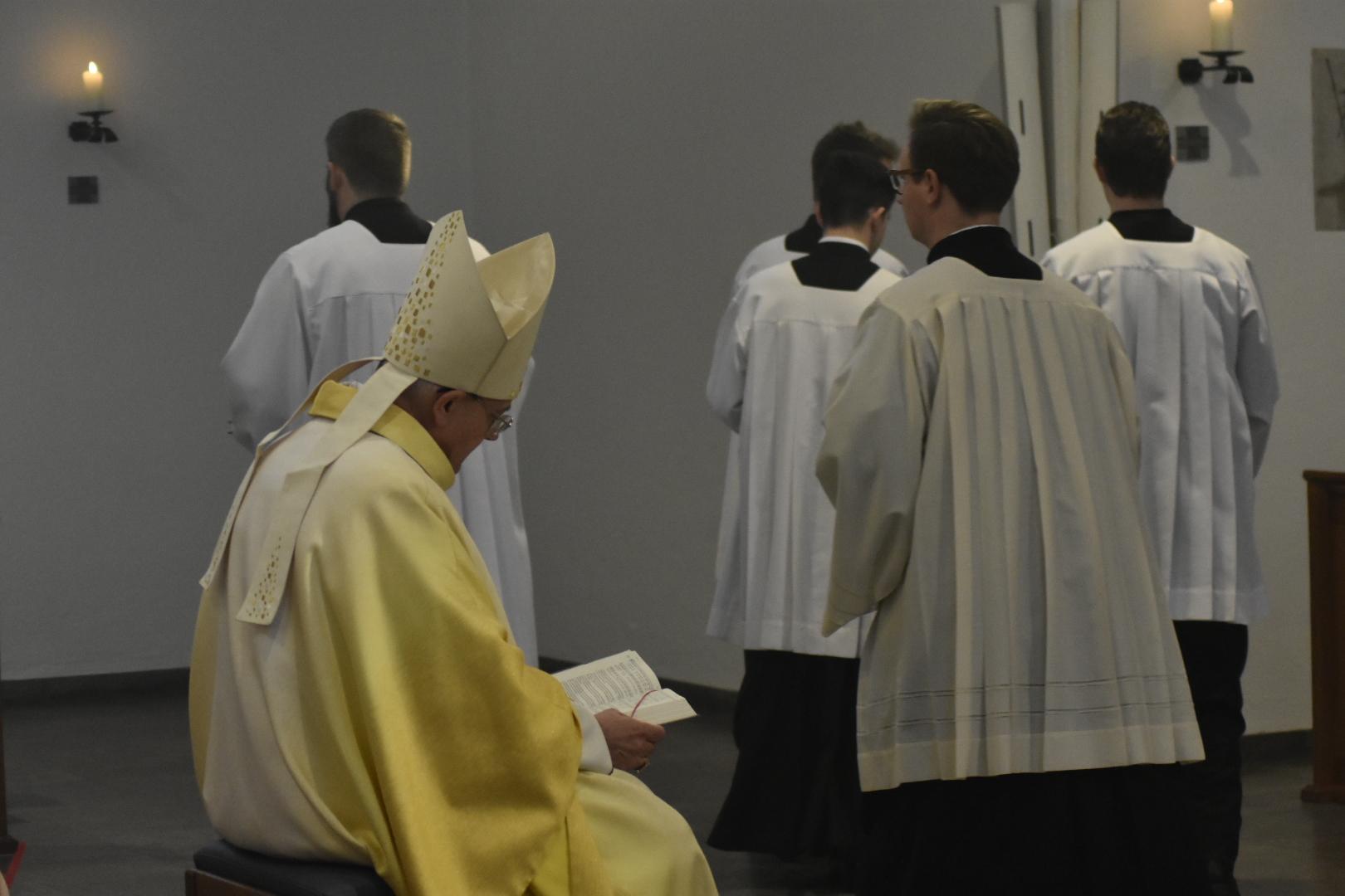 Liturgische Beauftragungen