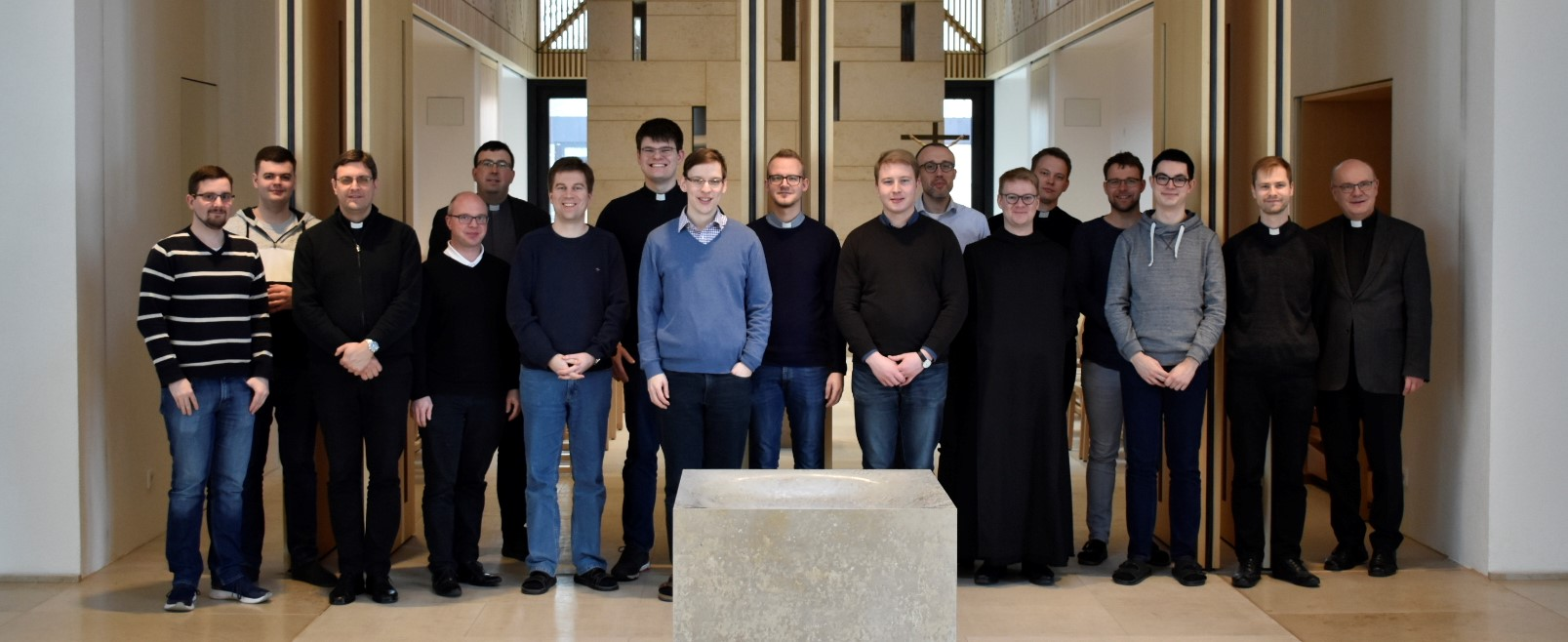 Pastoralkurs (2019-21) zu Block II in Paderborn