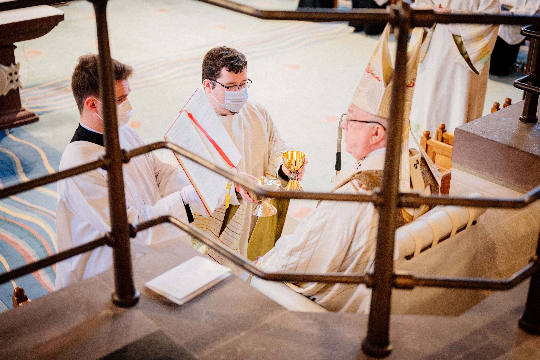 Priesterweihe 2020