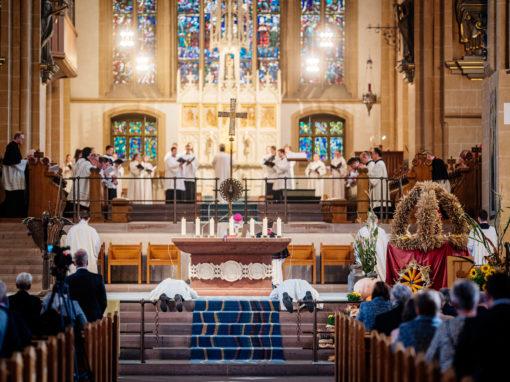Priesterweihe im Livestream