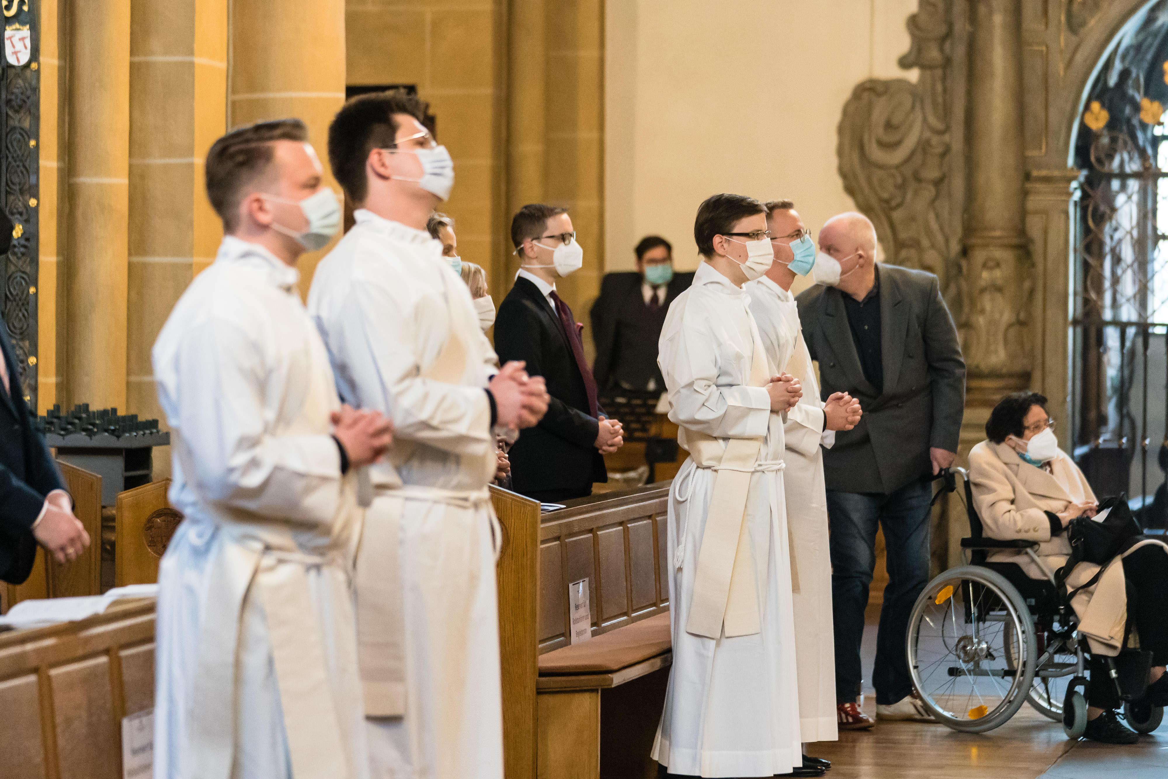 Priesterweihe 2021